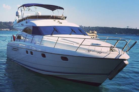 Istanbul Private Yacht (For Rent)